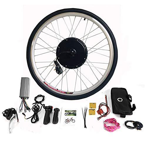 "RANZIX 28\"" 250W/1000W Elektro-Fahrrad Umbausatz E-Bike Conversion Kit Vorderrad Motor Elektrofahrrad Umbausatz Set (36V 250W)"