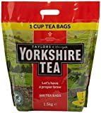 Product Image of Yorkshire Tea One Cup Tea Bags (Pack of 600)
