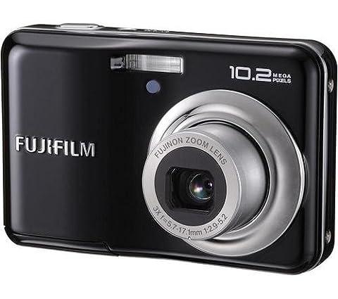 Fujifilm FinePix A180 Digital Camera - Black (10MP, 3x Zoom, 2.7 inch LCD)