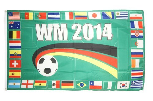 flaggenfritzer-flagge-wm-2014-copa-do-mundo-brasilien-32-lander-90-x-150-cm
