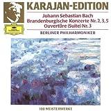Karajan-Edition: 100 Meisterwerke: Bach: Brandenburgische Konzerte Nr. 2, 3, 5