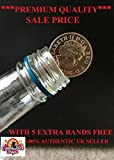 Coin in the Bottle / Folding Coin Magic Trick / 10p Coin Magic