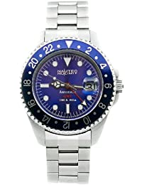 Nautec No Limit Gents Watch Deep Sea Ds Gmt/Stbl