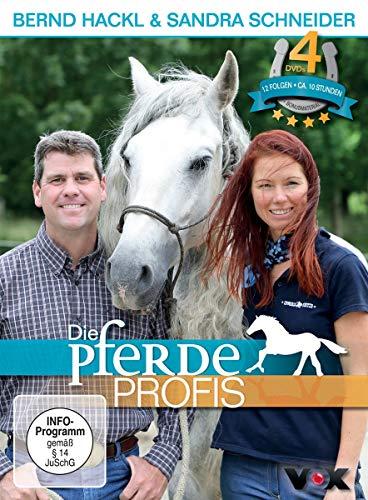 Die Pferdeprofis [4 DVDs] -