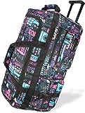 Reisetasche Jumbo Big-Travel mit Rollen riesige XXL V4 5. Generation NEU von normani® Farbe Europe