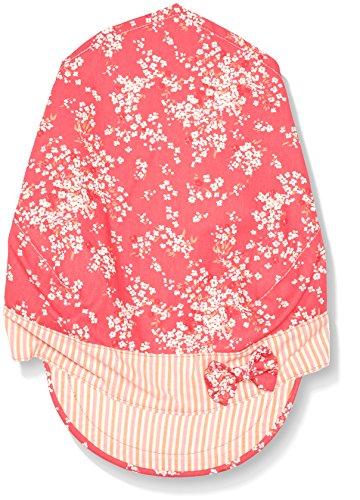 Sterntaler Baby - Mädchen Mütze Kopftuch, Gr. 47 cm, Rot (magenta 745)