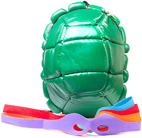 Preisvergleich Produktbild Turtles Rucksack Schildkrötenpanzer XL Tasche Teenage Mutant Ninja Turtles Shell Backpack TMNT