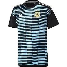 Adidas Argentina de Home Pre Match Camiseta d6007a8eab1b6