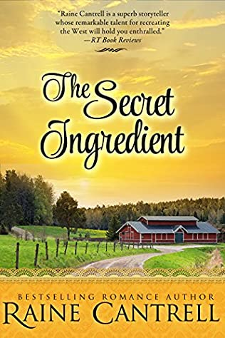 book cover of The Secret Ingredient