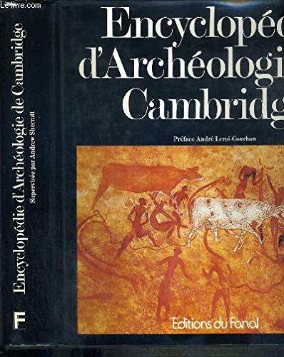 Encyclopédie d'archéologie de Cambridge