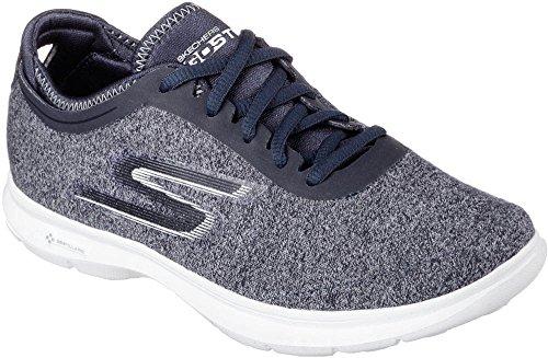 Skechers (SKEES) Go Step, baskets sportives femme Bleu Marine