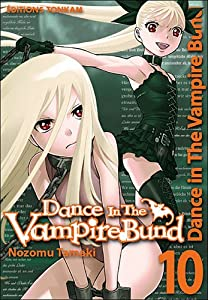 Dance in the Vampire Bund Edition simple Tome 10
