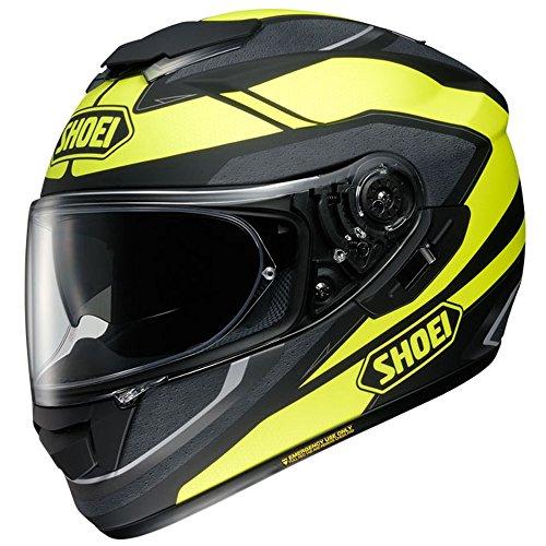 Shoei GT-Air casco integrale moto Swayer TC 3nero/giallo