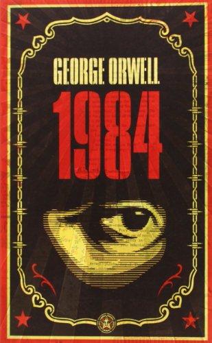 Buchseite und Rezensionen zu 'Nineteen Eighty-four' von George Orwell