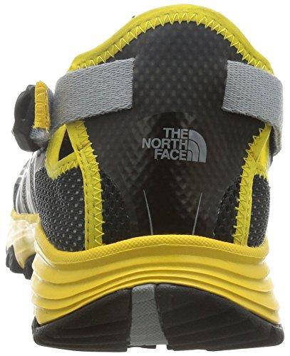 The North Face M Litewave Amphibious, Sandales Sport homme Noir