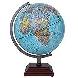 "Waypoint Geographic WP21008 Odyssey II Illuminated Desktop Globe, Blue - Illuminated,; 12"""
