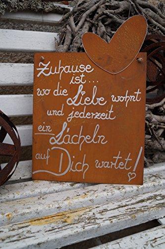 tafel-mit-herz-zuhause-ist-edelrost-gedichttafel-schild-spruch-metall-3