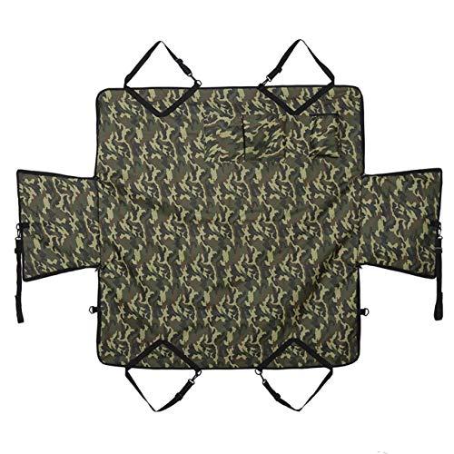 MachinYesell Étanche Oxford Tissu Pet Siège De Voiture Couverture Chien Hamac Protecteur Dos Tapis Animaux Chiens Chats Transporteurs Accessoires De Voyage Camouflage