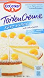 Dr. Oetker Tortencreme Käse-Sahne, 11er Pack (11 x 150 g)