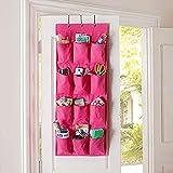 HOMEDAI HOMEDAI 12 Tasche hängend Aufbewahrungstasche Multifunktionale Schuhschränke, Hängende Tasche Wasserdicht Wand Hängenden