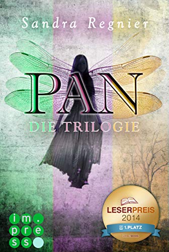 Die Pan-Trilogie: Band 1-3 - Fall Kindle-version 2