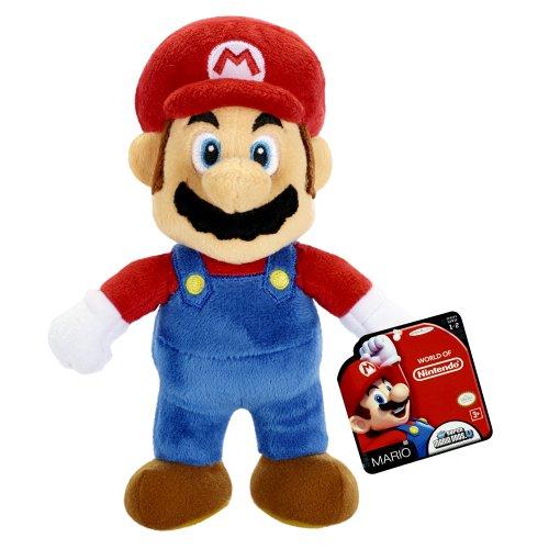 Nintendo Peluche «World of Nintendo Mario».