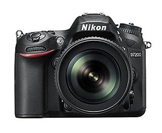 "Nikon D7200 - Cámara réflex Digital de 24.2 MP (Pantalla de 3.2"", FHD, WiFi), Color Negro - Kit con Objetivo AF-S Nikkor 18-105 mm VR (B00U5W8HAI) | Amazon Products"