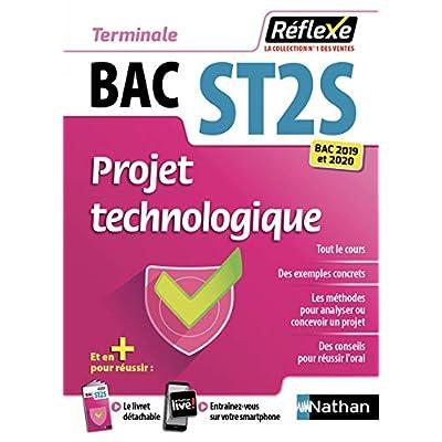 Projet technologique Tle ST2S