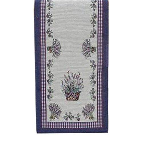 13x70.8 Zoll-kreativer Ausgangs-Speisetischläufer-Tabellen-Dekor, Lavendel