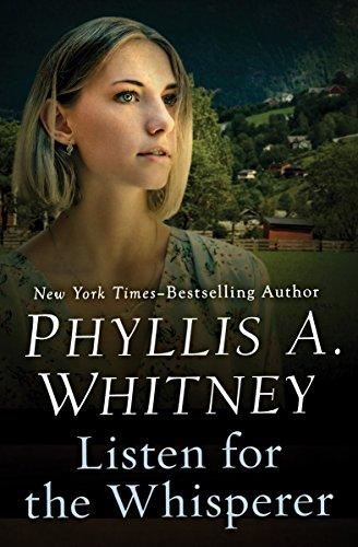 Listen for the Whisperer (English Edition)