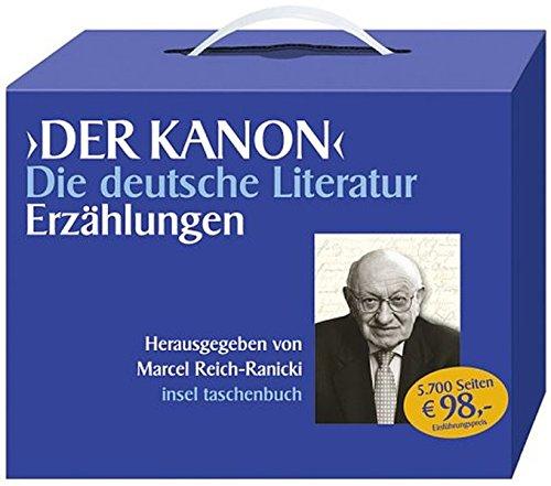 Der Kanon. Erzählungen.