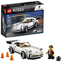 LEGO 75895 Speed Champions 1974 Porsche 911 Turbo 3.0 Building Kit