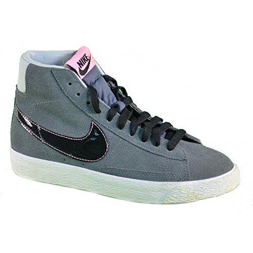 Nike M NSW Modern CRW BB Grau (Carbongrau, meliert)