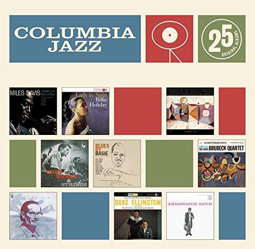 Columbia Jazz Collection-25 Album Storici [25 CD]