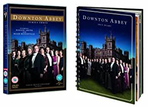 Downton Abbey - Series 3 - Limited Edition with 2013 Diary (Exclusive to Amazon.co.uk) [DVD]