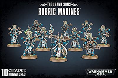 Thousand Sons - Rubric Marines 43-35 - Warhammer 40,000
