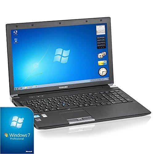 aptop (Intel Core CPU, 8GB RAM, 320GB HDD, DVD-RW, Windows 7) (Intel Core i5 2.6GHz) (Laptop 8gb Ram Toshiba)