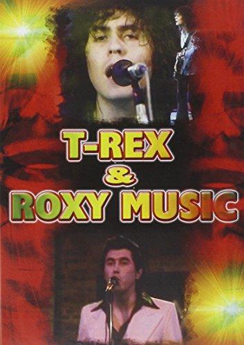T Rex   Roxy Music Trex-dvd