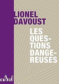 Book's Cover ofLes Questions dangereuses