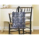 Licensed William Morris Strawberry Thief Medium PVC Coated Tote Bag