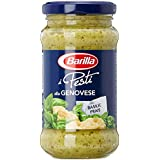 Barilla Sauce Pesto Alla Genovese au Basilic 190 g