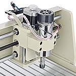 3 Achse CNC Router Graviermaschine FräSmaschine 3040 Mill USB Graviergerät 400W