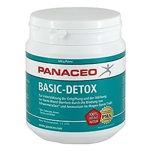 Panaceo - Poudre basique Detox - 400G