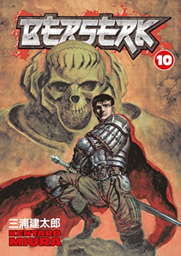 Berserk Volume 10 por Kentaro Miura