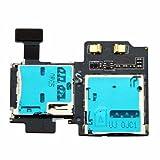 BisLinks® Sim Kartenleser Halterschlitz Flex Flachbandkabel für Samsung Galaxy S4 i9505
