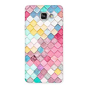 Special Colorfull Rocks Multicolor Back Case Cover for Galaxy A7 2016