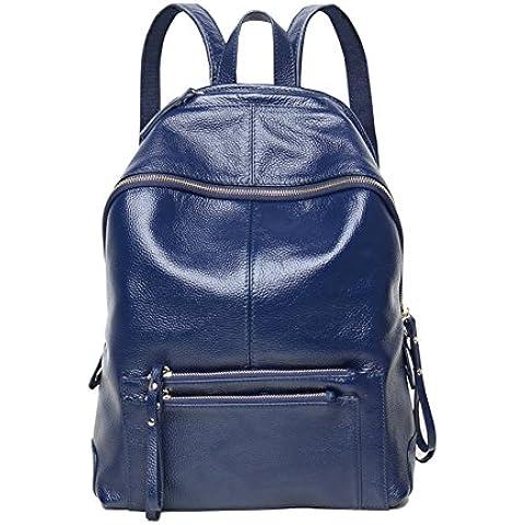 Il primo strato di pelle borsa tracolla da donna/ bagagli di cuoio per il tempo libero/ Confezione Bulk