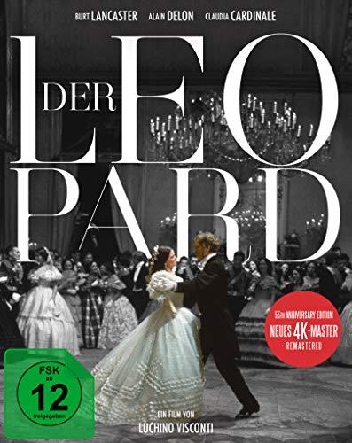 Der Leopard - Remastered Edition [Blu-ray]