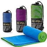 Fit-Flip Microfaser Handtuch