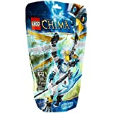LEGO Legends of Chima - Figurine d'action - 70201 - Jeu de Construction - Chi Eris
